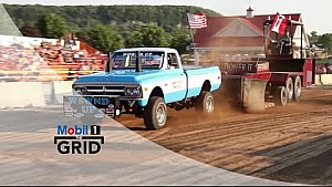 Pulling Power – The Art Of Truck Pulling | Mobil 1 The Grid