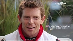 6 Hours of Spa - Coffee break with Anthony Davidson