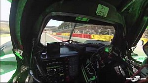 6 Hours of Spa - On board with ESM