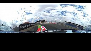 360 racing streets of Marrakesh, new circuit with Tom Coronel, 2016