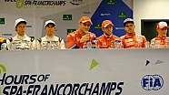 2016 WEC 6 Hours of Spa-Francorchamps - Post qualifying press conference