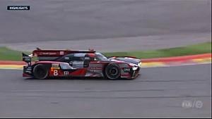 Spa: Highlights, Rennen