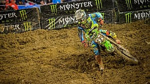 Dirt Shark - 2016 Las Vegas Supercross