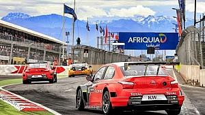 Podium spots for López and Muller in Marrakech - Citroën WTCC 2016