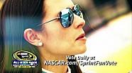Vote Danica Patrick into the 2016 NASCAR Sprint All-Star Race