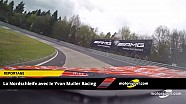 Une journée sur la Nordschleife avec le Yvan Muller Racing