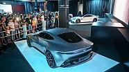 Israel Motor Show 2016 | Aston Martin