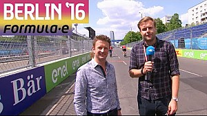 Jack and Allan's Track Walk: Berlin Edition - Formula E