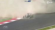 FIA F3中国车手黎智聪发生严重事故
