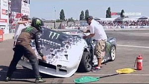 DRIFT CHAMPIONSHIP OF UKRAINE 2015, Одеса,