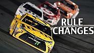 NASCAR Tweaks Rules For Kentucky, Michigan Races