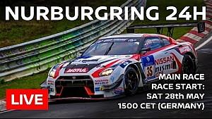 En vivo: Nurburgring 24h 2016 a bordo
