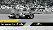 Le top 7 des innovations à l'Indy 500