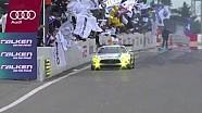 24 Saat Nürburgring'in heyacan dolu son turu