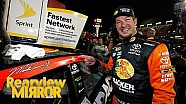Truex flexes in Charlotte