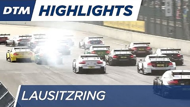Highlights carrera 1 - DTM Lausitzring 2016