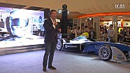 Formula E 香港站新闻发布会