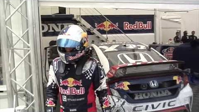 HPD Trackside -- Dallas Global Rallycross Action Mix