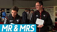 Mr & Mrs: Jerome d'Ambrosio & His Race Engineer! - Formula E