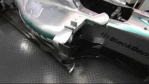 Guía simple de aerodinámica A de la F1 Cómo funciona con Paddy Lowe