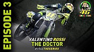 Valentino Rossi: The Doctor, afl. 3/5