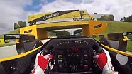 #INDYCAR In-Car Theater: Graham Rahal At Road America