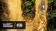 Rally Italia Sardegna 2016: AERIAL ANALYSIS (DJI) Mikkelsen vs. Camilli