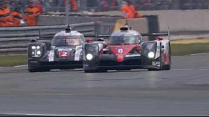 24 Hours of Le Mans - The best moments of the first two hours of racing!