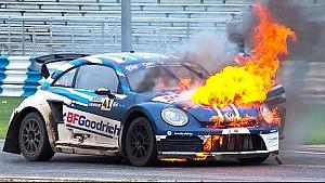 Rallycross Action from Daytona International Speedway | Red Bull Global Rallycross