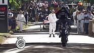 2016年古德伍德 Mattie Griffin 摩托车表演