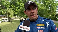 HPD Trackside -- Pirelli World Challenege Road America Race 1