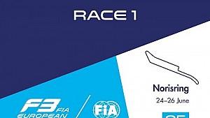 F3 Europe - Norisring 2016 - Course 1