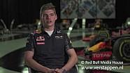 Max Verstappen entrevista previo al GP austríaco y británico, 28/06/2016