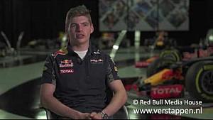 Max Verstappen Interview Pre Austrian & British GP, 28/06/2016