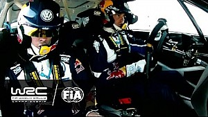 WRC - 73rd PZM Rally Poland 2016: Shakedown Clip