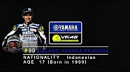 Yamaha VR46 Master Camp - Interview to Galang Hendra Pratma