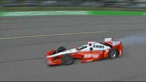 Juan Pablo Montoya slow on track