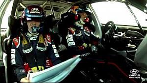 Rallye Polen: Best of Onboard