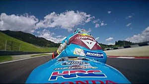 Teaser: Onboard beim MotoGP-Test