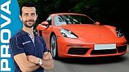 Porsche Cayman 718 | La nostra prova su strada e in pista