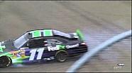 Choque de Denny Hamlin - Watkins Glen 2011
