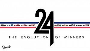 L'évolution des vainqueurs des 24 Heures du Mans