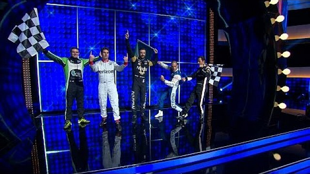 INDYCAR Drivers on Celebrity Family Feud