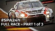 2016 Spa 24 Hour - FULL RACE 1080p HD (Part 1 of 3)