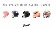 La evolución de los cascos del deporte motor