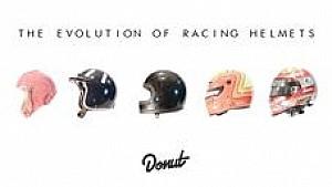 تطوّر خوذ السائقين في عالم سباقات السيارات