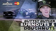 Crazy Drifting With Buttsy Butler!