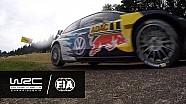 Rallye Deutschland 2016: Shakedown Clip