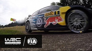 Rallye Deutschland: Shakedown