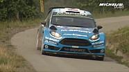 WRC德国站第一天精彩瞬间